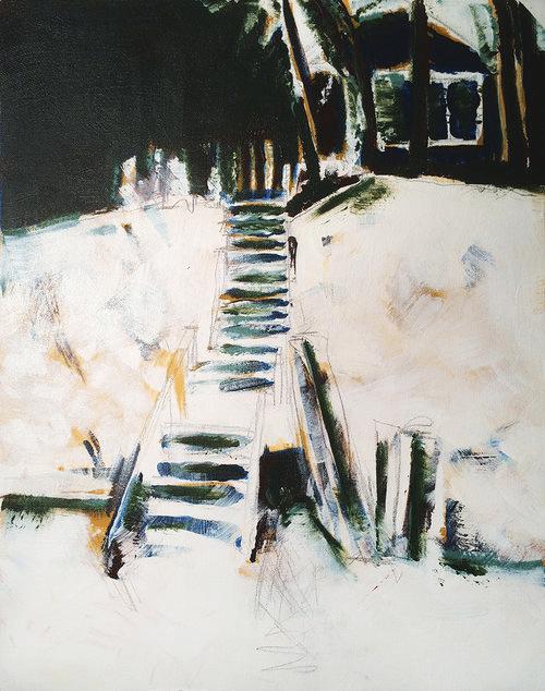 Studio Nunzi Painting